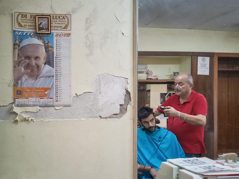 Settembre dal barbiere di renzodid