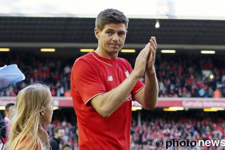 Steven Gerrard bientôt sur les bans anglais ?