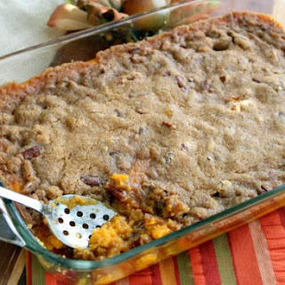 Sweet Potato Casserole Delight