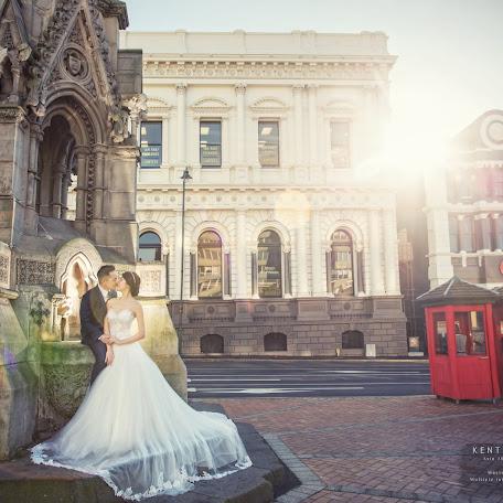 Wedding photographer Kent Teo (kentteo). Photo of 18.07.2016