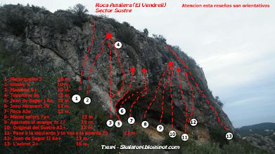 Photo: BARCELONA - Roca Aguilera - Sector Sostre