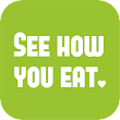 See How You Eat Food Diary App icon