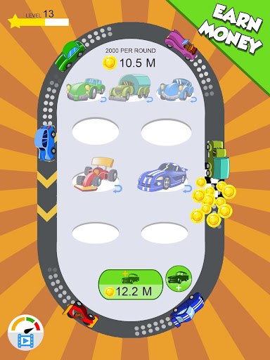 Idle Car Merger 1.0.1 screenshots 2