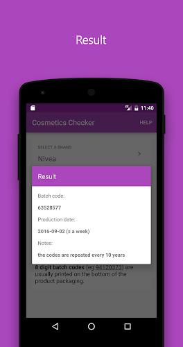 Cosmetics Checker 2 APK 3 2