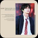 BTS V (Kim-Taehyung) Wallpaper K-Pop icon