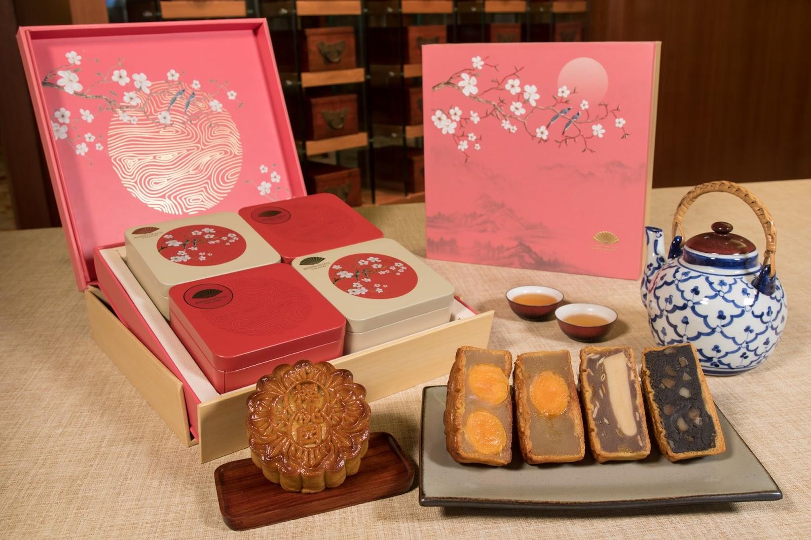 mandarin oriental mooncake