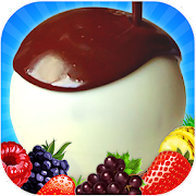 Magic Ice Cream And Chocolate Balls Cooking Game APK