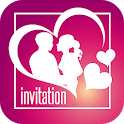 Wedding Invitation Card Maker - Creator (RSVP) icon