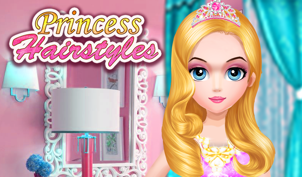 Terrific Princess Hairstyles Android Apps On Google Play Short Hairstyles Gunalazisus
