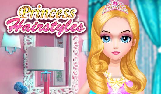 Princess Hairstyles 6