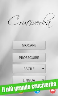 Crossword Italian Puzzles Free Easy - náhled
