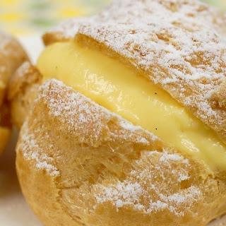 French Pastry Cream ( Crème Pâtissière )