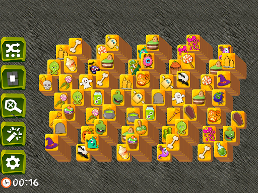 Mahjong Spooky - Monster & Halloween Tilesud83dudc7bud83dudc80ud83dude08 modavailable screenshots 16