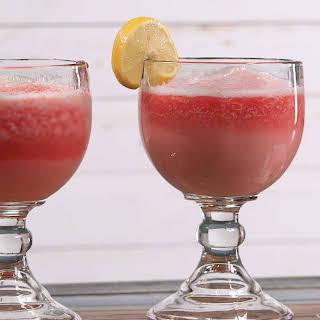 Frozen Strawberry Lemonade.