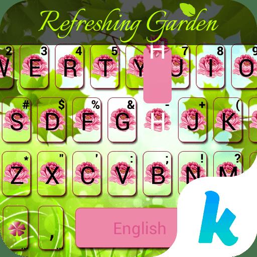RefreshingGarden Kika Keyboard
