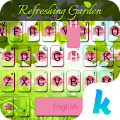 RefreshingGarden Kika Keyboard