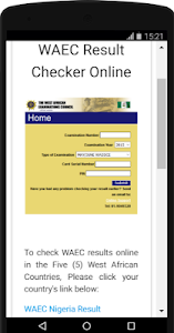 Download How to check WAEC results APK latest version 5 0