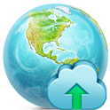 Geo Cloud Tracker icon