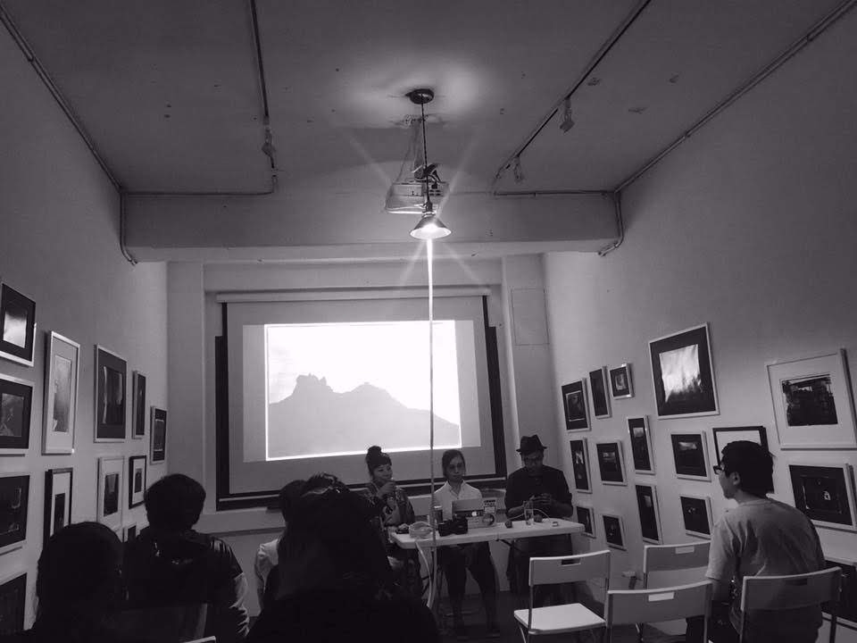 【迷迷現場】寫真館Gelatin 廢墟攝影展「残存」座談回顧 「攝影就是我自己。」