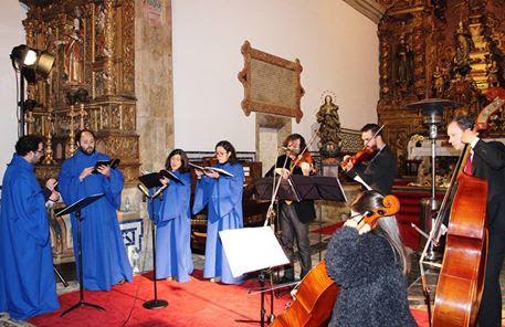 """""""Concerto de Natal"""" da Misericórdia de Lamego ofereceu espetáculo memorável"""