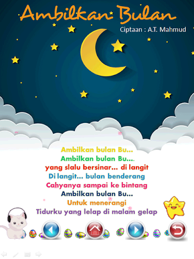 Indonesian Children's Songs  screenshots 4