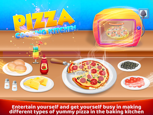 Pizza Cooking Kitchen Game 0.2 screenshots 1