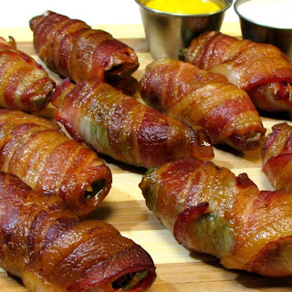Bacon Cheeseburger Poppers - How To Make Stuffed Jalapeno Poppers.
