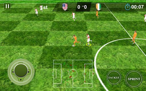 Ultimate Dream Soccer Strike Star League 2019 1.1 de.gamequotes.net 3