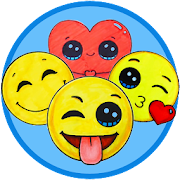 App How to Draw Emojis Step by Step APK for Windows Phone