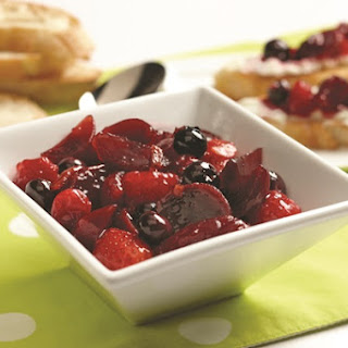 Chutney Berry Recipes.