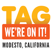 Tag. We're On It - Modesto, CA