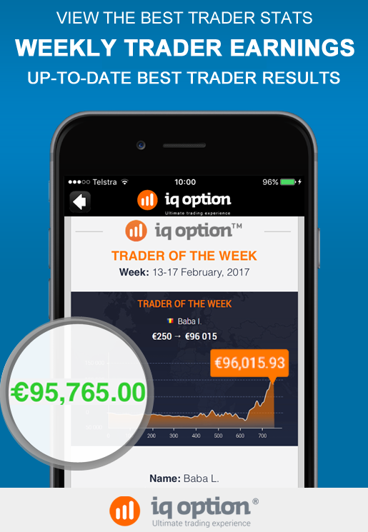 IQ Option Binary Options and Forex Trading Guide- screenshot