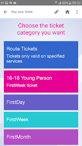 First Bus m-Tickets screenshot 3