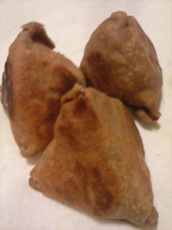 Lizzy's Homemade Samosas Recipe