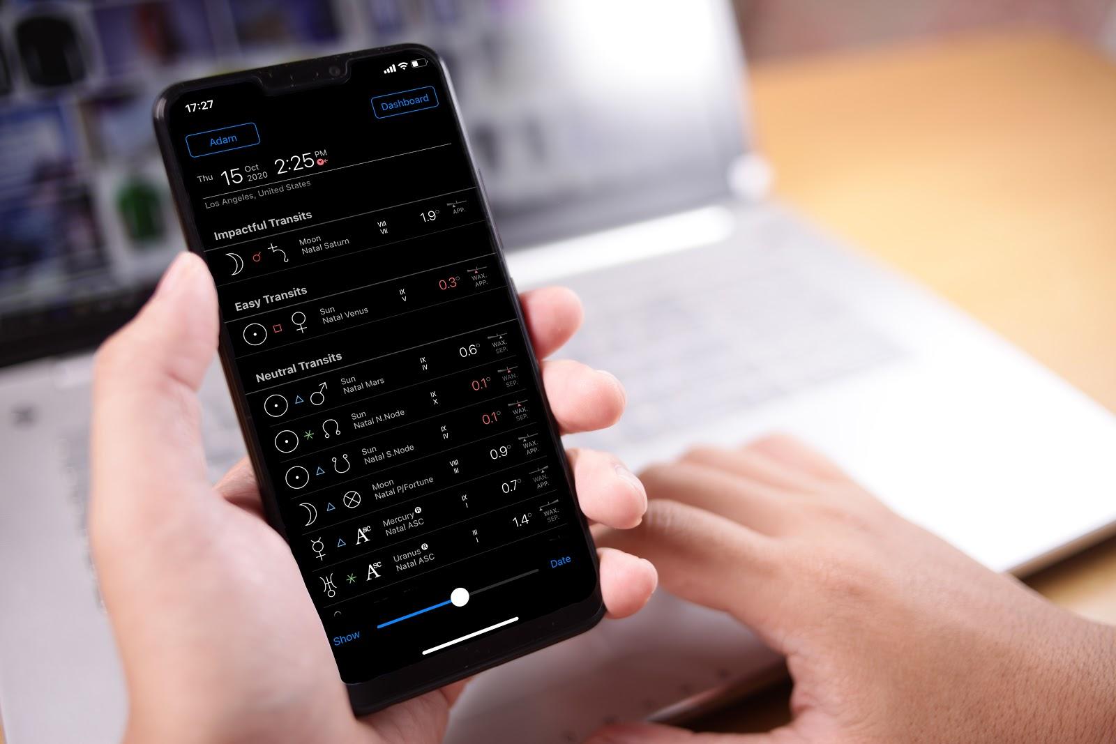class Ổn App 5 Ứng dụng horoscope coacute trải nghiệm xịn nhất năm 2020 8