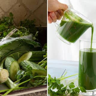 Love Your Greens Juice.