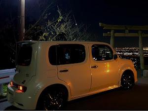キューブ Z12 ライダーのカスタム事例画像 hirokuniさんの2020年12月01日01:12の投稿