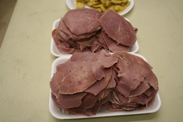 Corning Beef At Home For Sandwiches Recipe