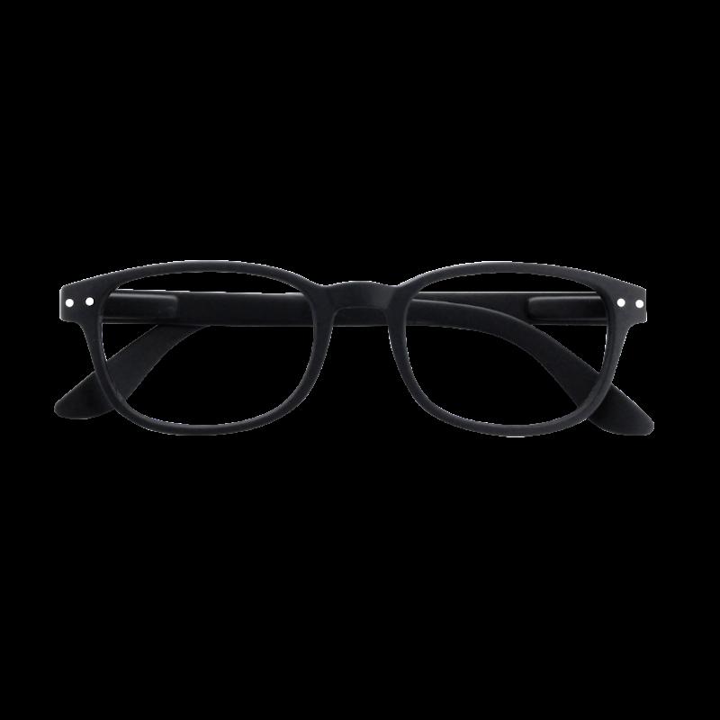 Izipizi leesbril black #B