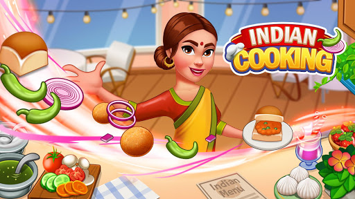 Indian Cooking Games - Star Chef Restaurant Food 1.02 screenshots 6