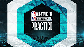 NBA All-Star Practice thumbnail