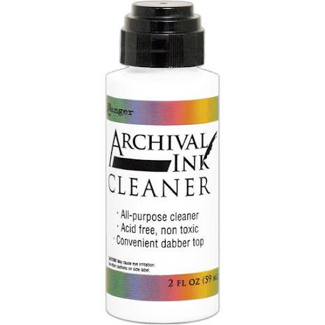 Ranger Archival Ink Cleaner 59ml