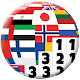 Flags of the World Pixel Art - Color by Number for PC Windows 10/8/7