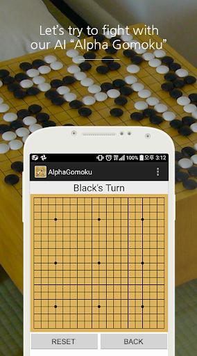 AlphaGomoku