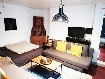 Studio meublé 24,2 m2