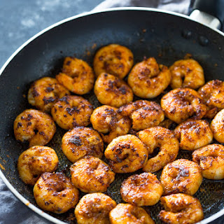 Blackened Cajun Shrimp Recipes.