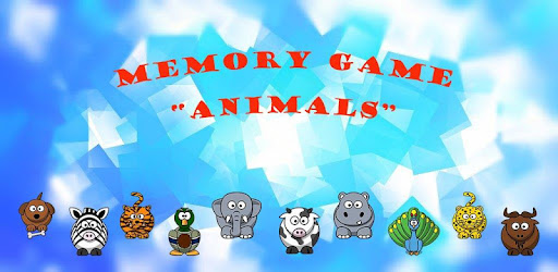 Animals Memory Game PRO 2018 game for Android screenshot