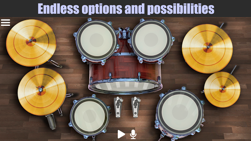 Drum Solo HD  -  The best drumming game apkpoly screenshots 3