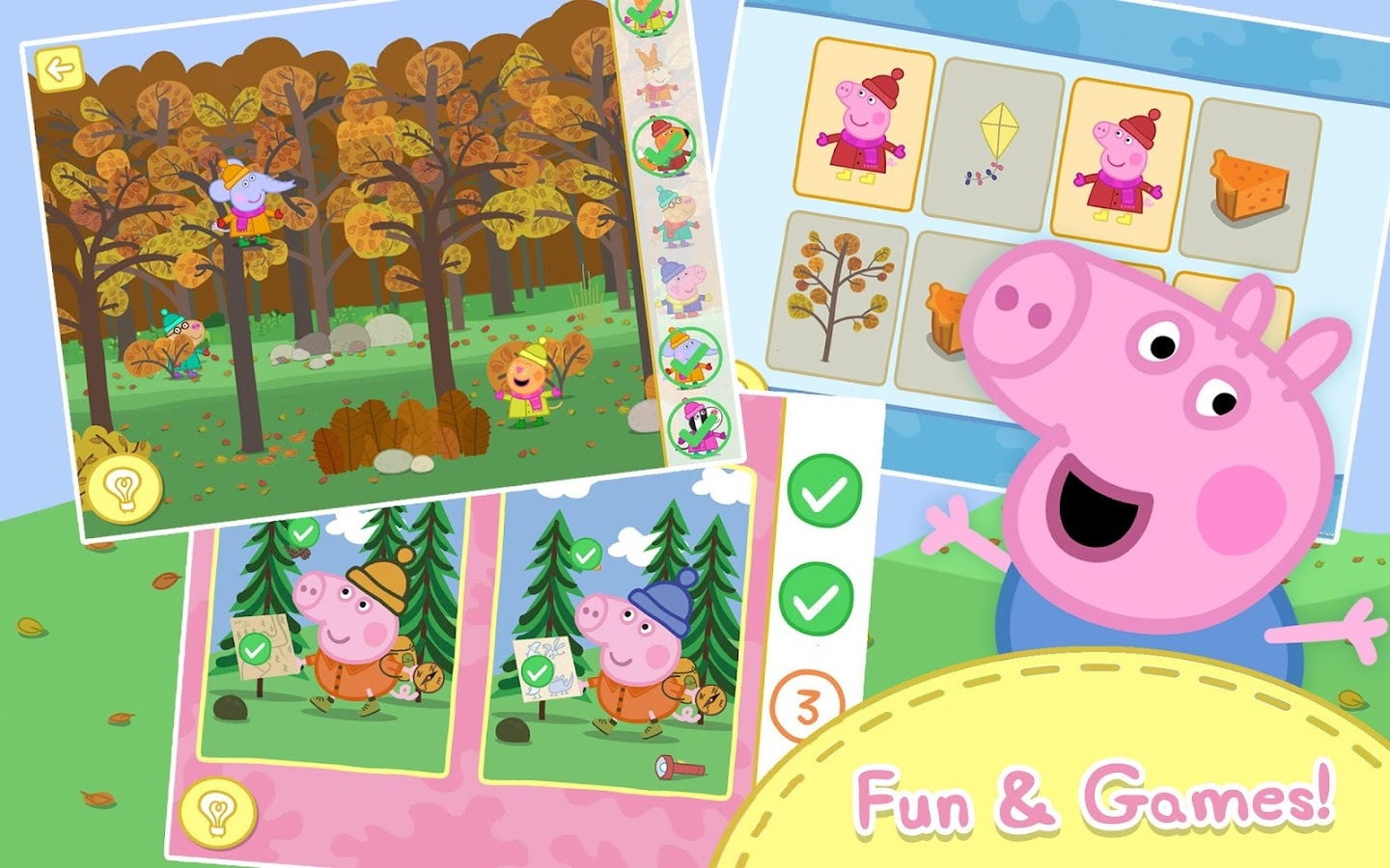 world of peppa pig android apps on google play