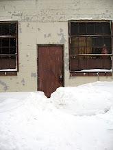 Photo: Back Door